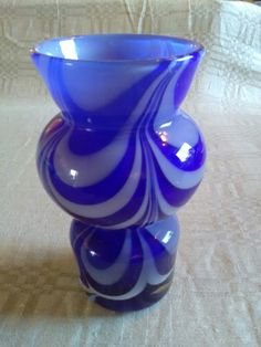 I think this vase is from Magnor glass, Norway. Norway, Vase, Home Decor, Decoration Home, Room Decor, Vases, Home Interior Design, Home Decoration, Interior Design