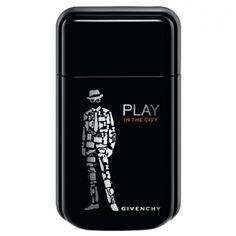 Sepha Perfume Play In The City EDT Edição Limitada Masculino 100ml Givenchy - R$ 107,91 ou 6x de R$ 17,99