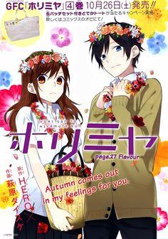 Hagiwara Daisuke and Hero: Hori-san to Miyamura-kun