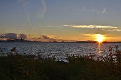 Couché de soleil dans la baie de Beauport by Patrice Di Marcantonio on 500px Queen Mary Ii, Patrice, Celestial, Sunset, Outdoor, Ships, Landscapes, Sun