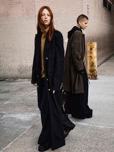 Dani Witt & Irka Chiganaeva for monrowe magazine
