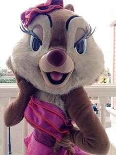 Good Morning!! Clarice hopes you have a beautiful day!! #Disney #DisneylandParis #Disneyland