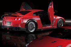 Rowen Rear Trunk Spoiler | Nissan R35 GTR | Tuning Boost