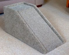 Perfect Handmade Carpeted Wood Pet Ramp / Steps / Stairs For Dogs Or Cats | EBay