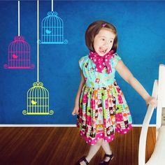 The Doo Wop bow dress — Rocker Baby Nation