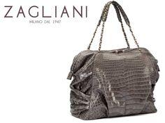 Zagliani Silver Collection A/I 2012-2013 - Borse e accessori - diModa - Il portale... di moda