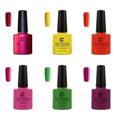 IBN Christmas Gel Polish kit at Home 6 Pcs -- More info could be found at the image url.