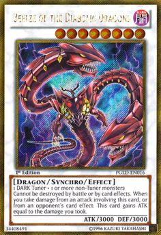 Carta da Semana #108: Beelze of the Diabolic Dragons