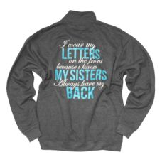 Love this quote,super cute on a pullover