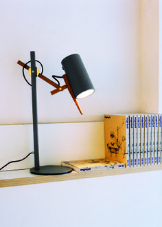 graphic lamp by marset