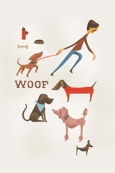 Woof - Yours, Roxanne