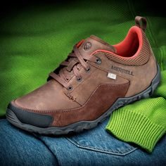 Cruise Through Your Day in Long-Lasting Comfort and Style — Merrell Puts You in the Driver's Seat!