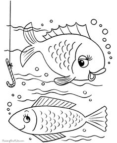 rainbow fish coloring page from rainbow fish category select from