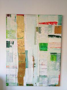 lyst maleri af Mette Lindberg