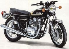 1976 Yamaha XS650 Special