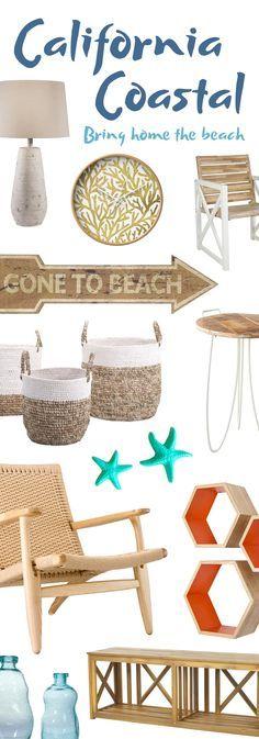 California Coastal Furniture & Décor | Up to 60% Off at dotandbo.com