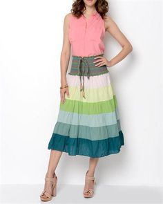 Long, cute and modest! Find all your Sister Missionary skirts at www.sis-miss.com