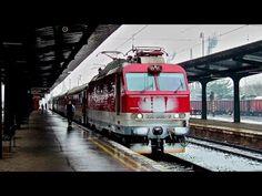 ZSSK 350.008 - IC 501 GERLACH - Žilina - YouTube Train, Vehicles, Youtube, Strollers, Trains, Vehicle, Youtube Movies, Tools