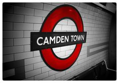 Camden Tube station in London
