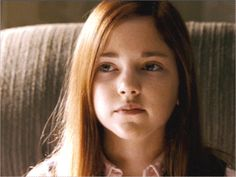 Young Jean Grey as portrayed by Haley Ramm in X-Men: The Last Stand