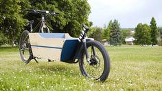 Transformer un vélo standard en vélo cargo.