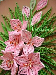 4037 best quilling plants and flowers nature images on quilling flowers mightylinksfo