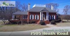 This beautiful 5 bedroom, 5 bath, 5,600 square foot, home nestled on 14 acres near Auburn, AL is listed by Ryan Roberts with Berkshire Hathaway. Contact Ryan Roberts at 334-750-9872 or email him at ryan@auburnrealestateallin.com to see 7505 Heath Road in Auburn today.