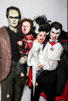 NPH and his family celebrate Halloween. Click here for costume deets!