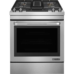 "30"" Dual-Fuel Downdraft Range 