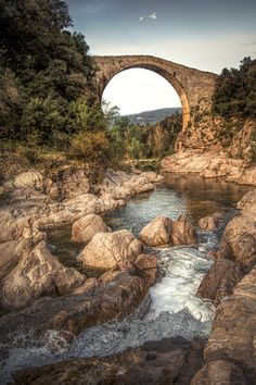 Photograph Medieval Bridge Catalonia by Lleonart on 500px