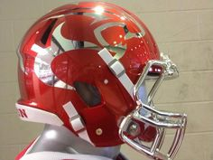 New Houston Cougars Helmets