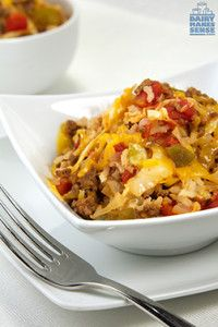 Inside-Out Cabbage Rolls