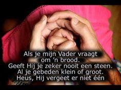 als je bidt