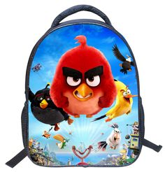 Special offer 14 Inch Animal Birds Kids Backpack Girls School Bags Satchel Mochila Cartoon Orthopedic Children School Bags For Boys 36*30*13CM just only $19.99 with free shipping worldwide  #backpacksformen Plese click on picture to see our special price for you