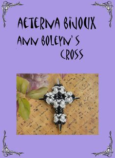 *P Tutorial Ann Boleyn' s cross- Beading Tutorial PDF