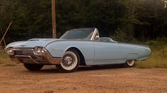 1961 Ford Thunderbird 390/300 HP, Automatic presented as lot S224 at Harrisburg, PA 2015 - image1