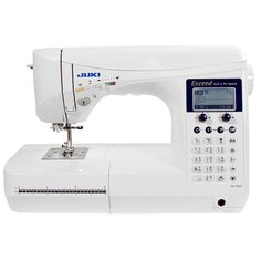 Juki Exceed HZL F600 Quilt Pro Special Computerized Sewing Machine - Sew Vac Direct