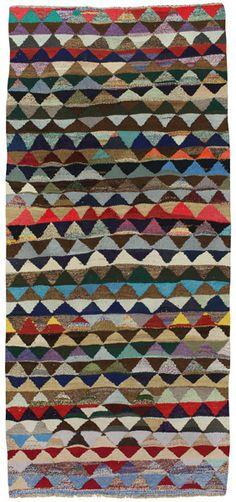 carpetu2.de -  Qashqai - Kelim 336x150 Teppich-Code: lm2934-2038 Größe: 336x150 cm, 151 €
