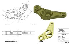 AutoCAD-3-3D-Sample-Mechanical-Drawing-600-388.png (600×388)