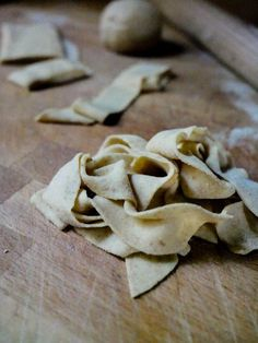 sourdough pasta