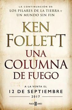 """El Callejón de las Historias: El 12 de septiembre llega """"Una columna de fuego"""", ..."""