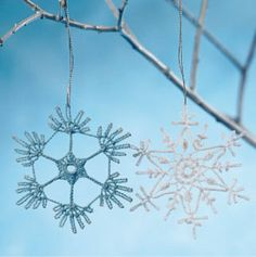 snowflake b pattern