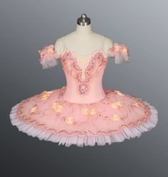 Professional Ballet Tutu Classical Performance Nutcracker Marzipan Pink | eBay