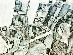 DJ School 38 by Pino Saluci #djschool38 #pinosaluci #dj #braunschweig #djschule #djschulebraunschweig #djworkshop #djkurs #vinyl #turntable #