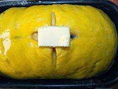 Cocinando dulce y salado: Receta de panettone en panificadora Pan Dulce, Profiteroles, Pumpkin Carving, Bakery, Cheese, Food, Panettone, Bread Recipes, Pastries