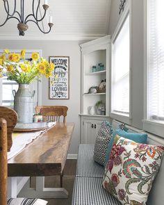 Galing Sa Instagram · 30 Trending Spring Kitchen Decorating Ideas ...
