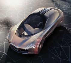 Futuristic BMW concept.