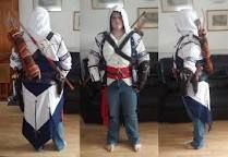 Image result for connor kenway costume pattern