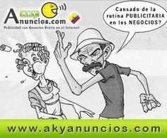 Gran sorteo publicitario de un banner gratis en Akyanuncios.es España - Ecuador - Colombia - Perú y México - Akyanuncios.es - Publicidad con anuncios gratis en España