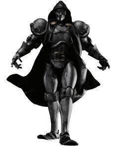 Doctor Doom Stealth - Marvel - ThreeA
